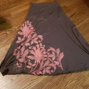 Life is Good maxi skirt